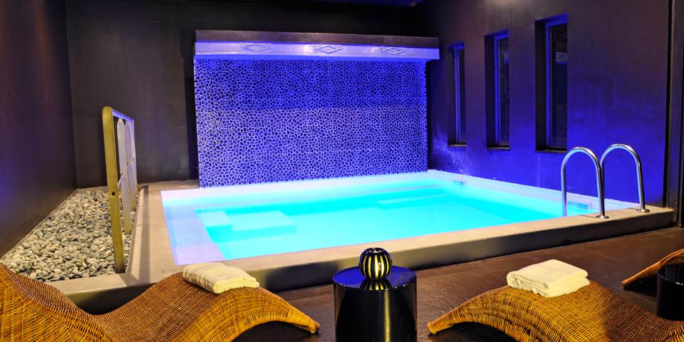 Hotel Spa Jacuzzi Bordeaux Enredada